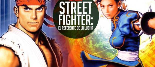 Street Fighter: El referente de la lucha