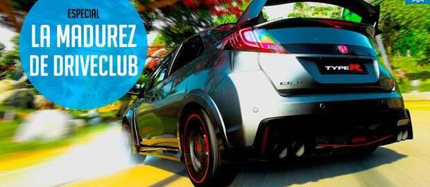 La madurez de DriveClub
