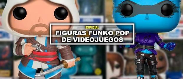 Todas las figuras Funko Pop de videojuegos que existen (2020)
