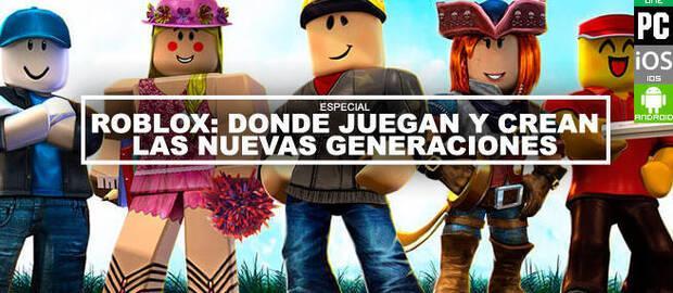 Roblox Donde Juegan Y Crean Las Nuevas Generaciones - roblox jailbreak trailer
