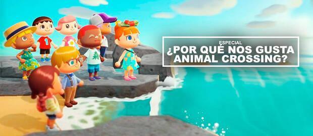 ¿Por qué nos gusta Animal Crossing?