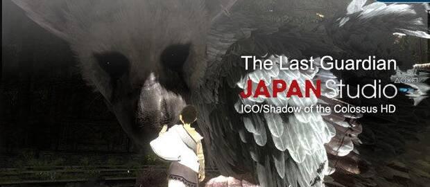 The Last Guardian en Japan Studios
