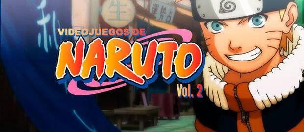 Videojuegos de Naruto Vol. 2