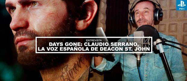 Days Gone: Claudio Serrano, la voz española de Deacon St. John