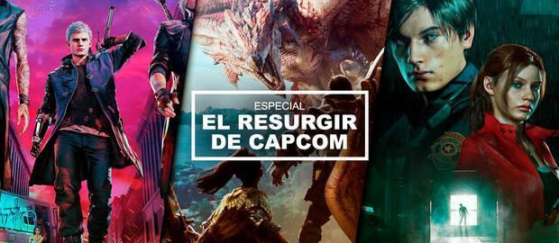 El resurgir de Capcom