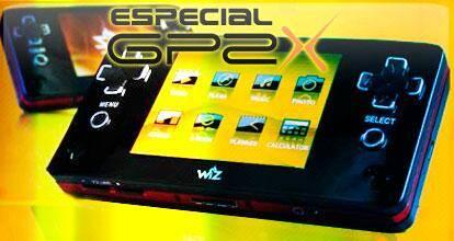 Especial GP2X Wiz
