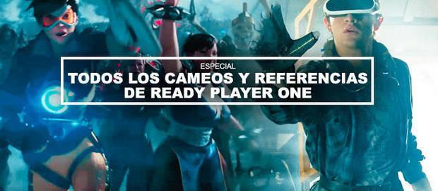 TODAS las referencias de Ready Player One: Juegos, películas y más!