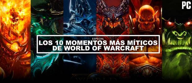 Los 10 momentos más míticos de World of Warcraft