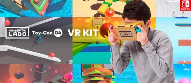 Nintendo Labo Kit VR: ¿merece la pena? Precio, detalles e impresiones