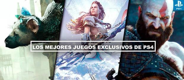 Los MEJORES juegos exclusivos de PS4 - ¡Imprescindibles! (actualizado 2019)