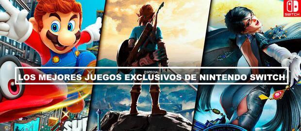 Los MEJORES juegos exclusivos de Nintendo Switch - ¡Imprescindibles! (actualizado 2019)