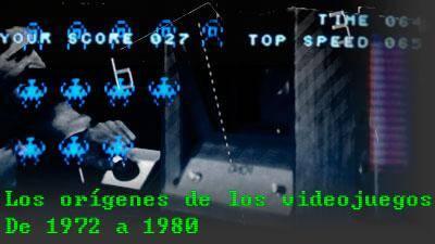 Los Orígenes de los Videojuegos