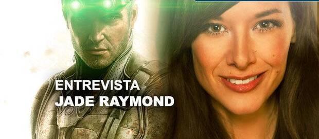 Jade Raymond y Splinter Cell: Black List