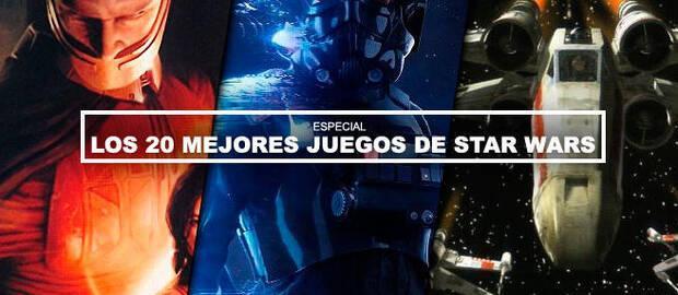 Los 20 mejores juegos de Star Wars