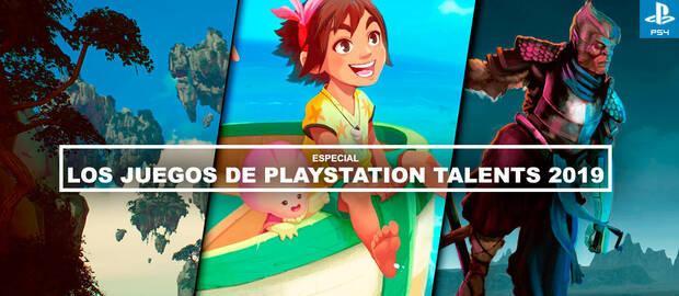 Los juegos de PlayStation Talents 2019