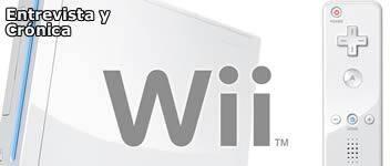 Wii en España: Crónica y Entrevista