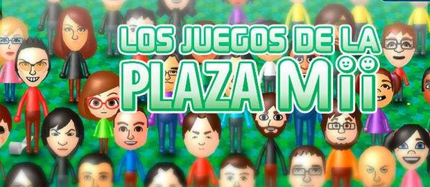 Los juegos de la Plaza Mii