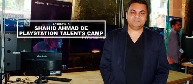 Shahid Ahmad de PlayStation Talents Games Camp