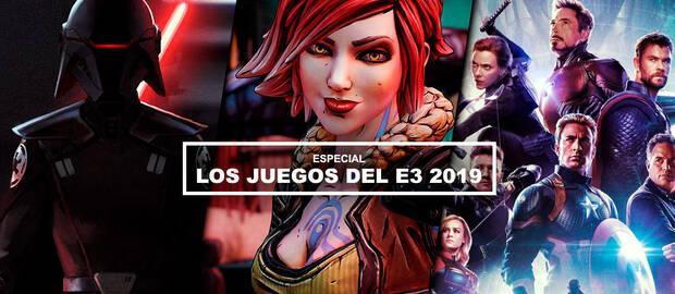 E3 2019: Todos los juegos confirmados, rumores y filtraciones