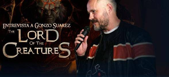 Gonzo Suárez y Lord of the Creatures