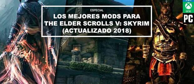 Los mejores mods para The Elder Scrolls V: Skyrim