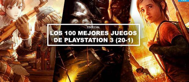 Los 100 mejores juegos de PlayStation 3