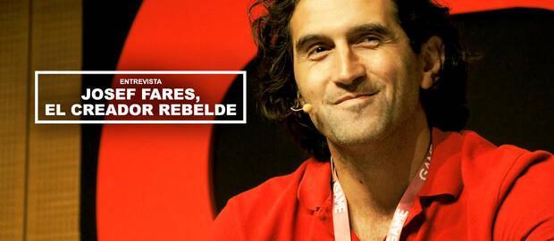 Entrevista Josef Fares, el creador rebelde