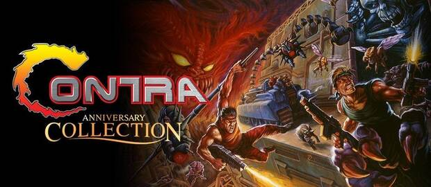 Contra Anniversary Collection Imagen 1