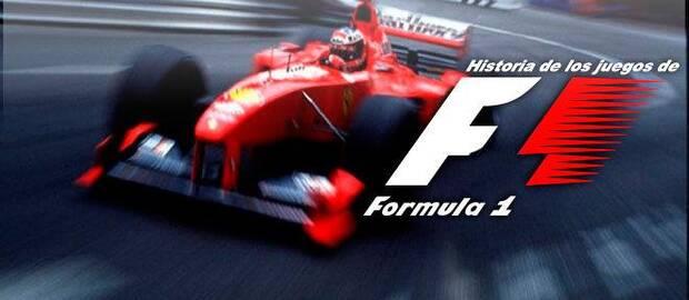 Historia de los juegos de Formula 1