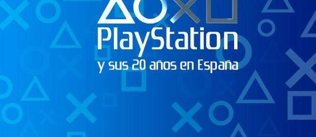 PlayStation y sus 20 años en España