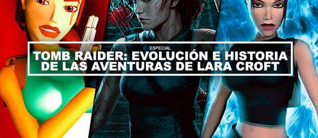 Tomb Raider: Evolución e historia de las aventuras de Lara Croft