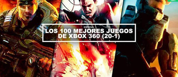 Los 100 mejores juegos de Xbox 360