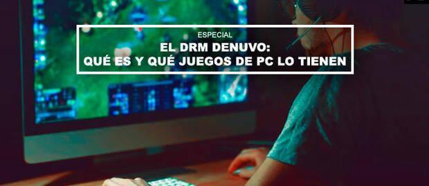 DRM Denuvo: Qué es, qué juegos lo tienen y problemas