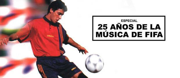 25 años de la música de FIFA