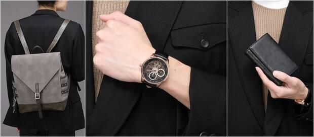 Bloodborne presenta un impresionante reloj que cuesta 242 euros Imagen 2