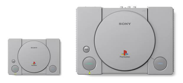 Sony anuncia PlayStation Classic, una consola mini que incluye 20 juegos Imagen 2