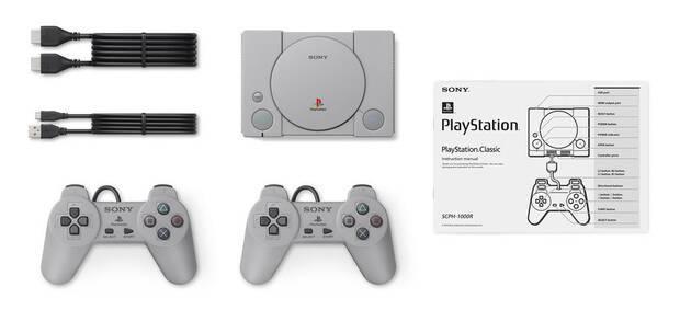 Sony anuncia PlayStation Classic, una consola mini que incluye 20 juegos Imagen 3