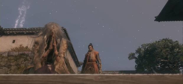 Sekiro: Shadows Die Twice - Anciana del arroz