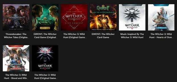 La banda sonora de la saga The Witcher llega a Spotify Imagen 2