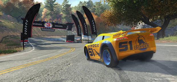 Cars 3: Hacia la victoria Imagen 1