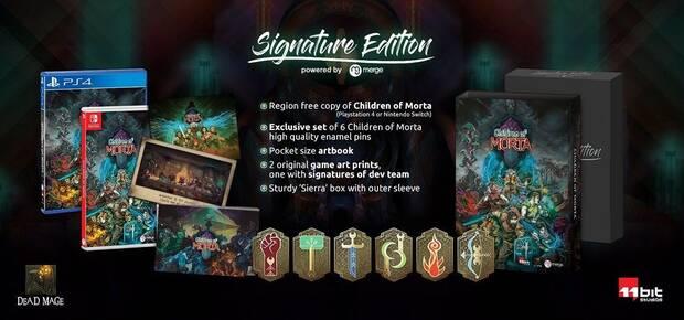 El rogue-lite Children of Morta llegará en septiembre a PC y consolas Imagen 3