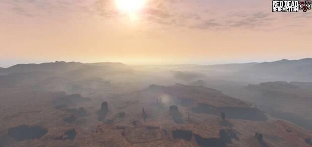 Cancelado un mod para llevar Red Dead Redemption a GTA V Imagen 2