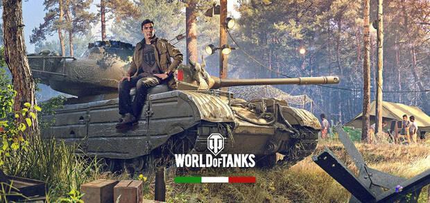 El futbolista Gianluigi Buffon se sumerge en el mundo de World of Tanks Imagen 2