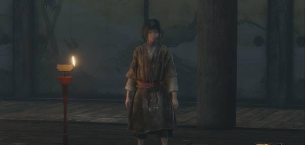 Sekiro: Shadows Die Twice - Lord Kuro