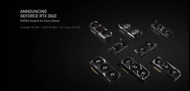 Detalles RTX 3060