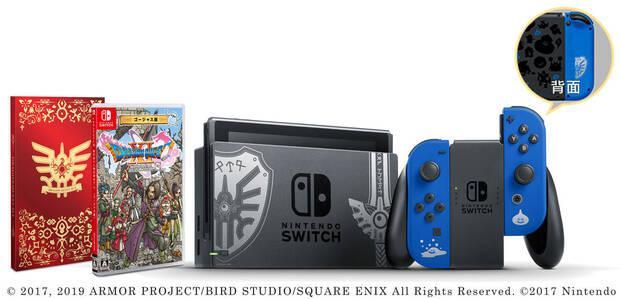 E3 2019: Presentado un pack de Dragon Quest XI S para Japón Imagen 2