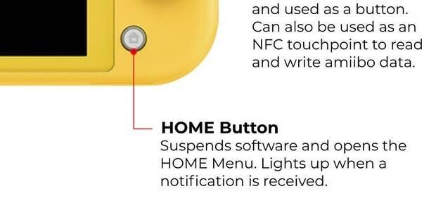 Switch: Han pasado dos años, pero ya sabemos para qué sirve la luz del botón Home Imagen 2