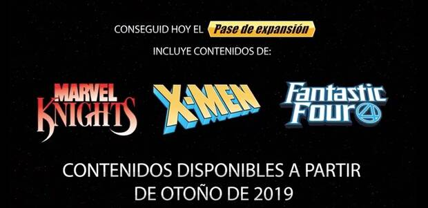 E3 2019: Marvel Ultimate Alliance 3 estrena tráiler y añade a los 4 Fantásticos Imagen 2