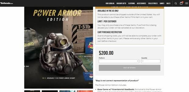 Bethesda responde a las quejas por la Edición Coleccionista de Fallout 76 Imagen 2