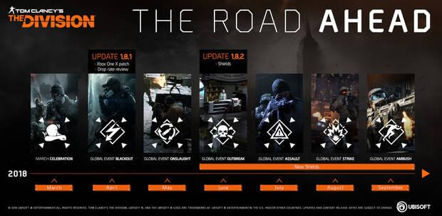 Tom Clancy's The Division Imagen 1
